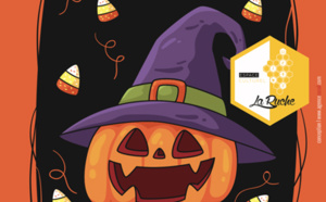 « Halloween Party » Mercredi 30 octobre