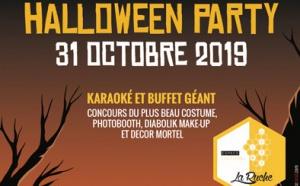« Halloween Party » Jeudi 31 octobre