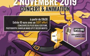 « Halloween Big Party » Samedi 2 Novembre