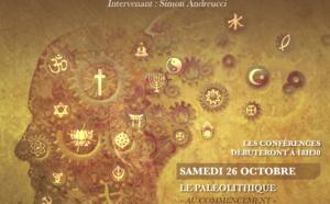 Cycle de conférences à la Ruche Samedi 26/12