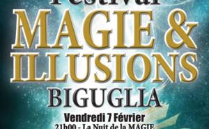 Festival Magie et Illusions de Biguglia