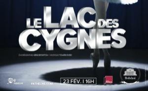 VIDEOTRANSMISSION Le Lac des Cygnes