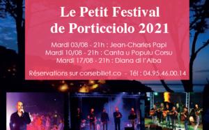 Le petit festival 2021