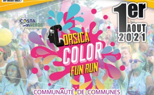 Corsica Color Fun Run 2021