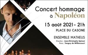 Concert hommage à Napoléon