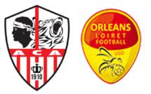 Domino's Ligue 2 / Saison 2017-2018 / Journée 21