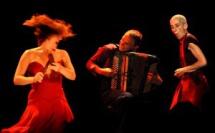 Orlando le Trio en concert a l'Aghja