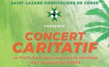 Concert au profit de l' association EMAS octobre 2017