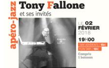 Scenina apéro-jazz Tony FALLONE