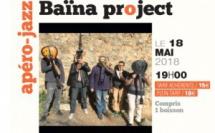 Scenina apéro-jazz Baïna Project