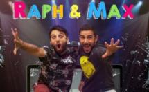 Raph & Max à AFA