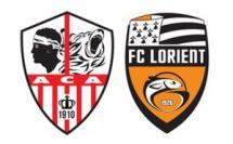 LFP Domino's Ligue 2 / Saison 2018-2019 / Journée 5