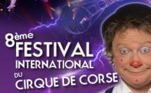 8° Festival international du Cirque de Corse Octobre 2018