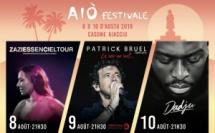 Aio Festivale - Dadju en concert