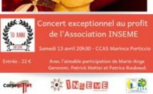 Association Inseme / 10Anni avril 2019