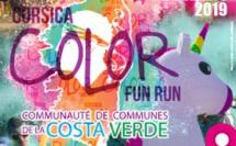 Corsica Color Fun Run Juillet 2019