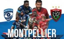 Montpellier / RC Toulon Aout 2019