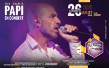 Jean Charles PAPI en concert Juillet 2019