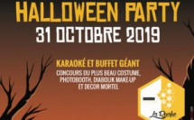 « Halloween Party » Jeudi 31 octobre
