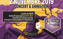 « Halloween Big Party » Samedi 2 Novembre