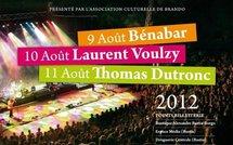 24° Festival de musique d'Erbalunga Aout 2012