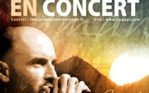 Jean Charles PAPI en concert Mars 2013