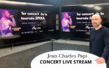 Jean Charles PAPI - Concert Live Stream