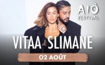 Aiò Festival Vitaa & Slimane